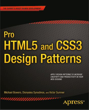 Pro HTML and CSS3 design patterns