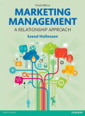 Marketing management : a relationship approach